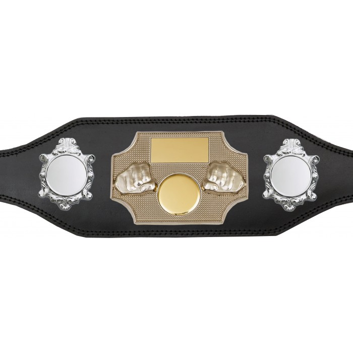 CHAMPIONSHIP BELT - BUD297/S/BLS - AVAILABLE IN 4 COLOURS